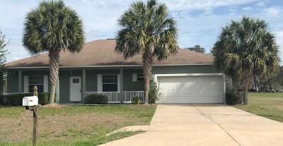 Ocala Waterway Single Family Home For Sale: 10171 SW 38th Avenue