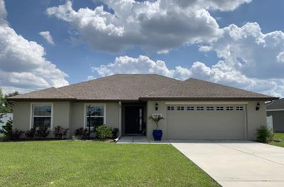 Marion County Single Family Home For Sale: 9958 SW 55th Avenue Road