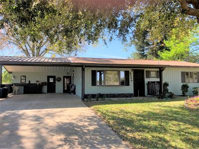 Marion County Single Family Home For Sale: 9520 SW 100 Street