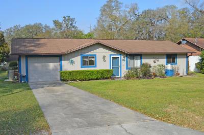 Ocala Single Family Home For Sale: 3920 NE 28 Court