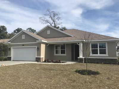 Ocala Single Family Home For Sale: 928 NW 46 Place