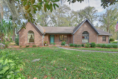 Ocala Single Family Home For Sale: 3821 SE 29th Court