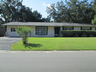 Ocala Single Family Home For Sale: 1240 SE 18th Street