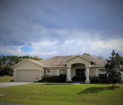 Ocala Single Family Home For Sale: 3014 NE 25th Street