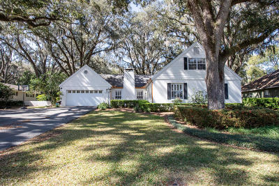 Ocala Single Family Home For Sale: 1236 SE 11th Avenue
