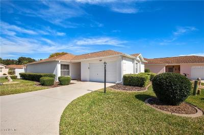 The Villages Single Family Home For Sale: 1687 Garcia Court