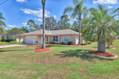 Ocala Single Family Home For Sale: 2 Hemlock Trace Lane