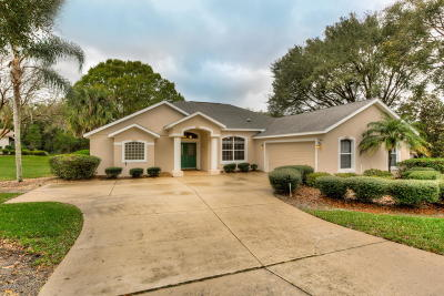 Lake County, Sumter County Single Family Home For Sale: 5318 Greens Drive