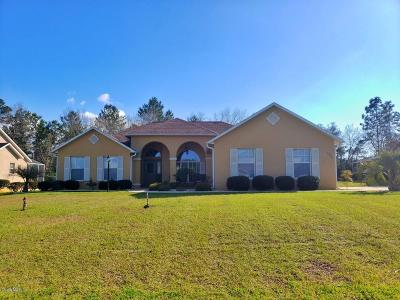 Ocala Single Family Home For Sale: 5240 SW 111th Lane Road