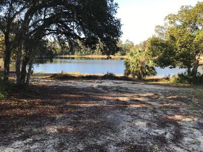 Ocklawaha FL Residential Lots & Land For Sale: $45,849