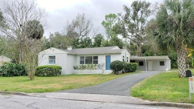 Ocala Single Family Home For Sale: 1546 NE 9th Street
