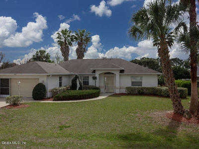 Ocala Single Family Home For Sale: 4606 NW 31st Street