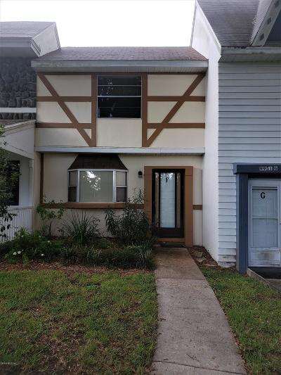 Single Family Home For Sale: 9951 SW 88th Court Road #F