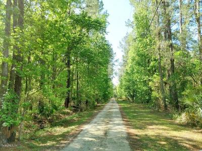 Marion County Residential Lots & Land For Sale: 43.41ac NE Hwy 315