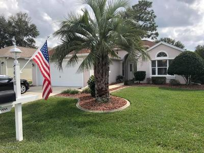 Ocala Single Family Home For Sale: 7478 SW 112th Place