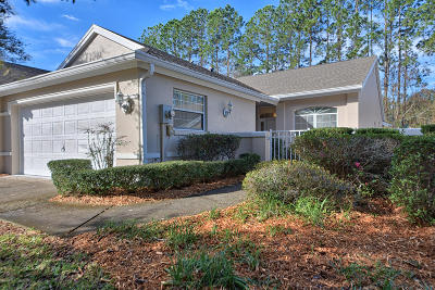 Marion County Condo/Townhouse For Sale: 7946 SW 115th Loop
