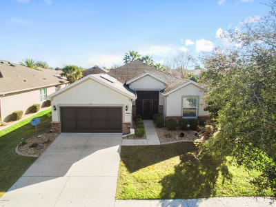 Marion County Single Family Home For Sale: 7299 SW 99th Circle