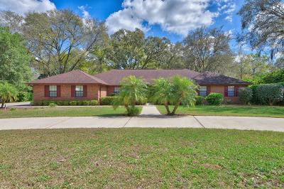 Ocala Single Family Home For Sale: 611 SE 45th Terr