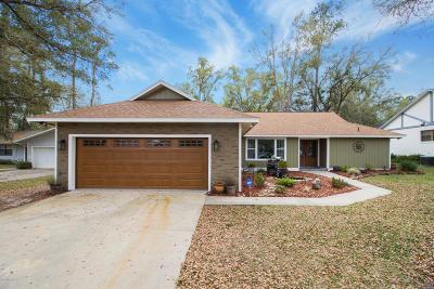 Ocala FL Single Family Home For Sale: $214,000