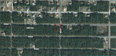 Ocala Residential Lots & Land For Sale: SW 112th Street