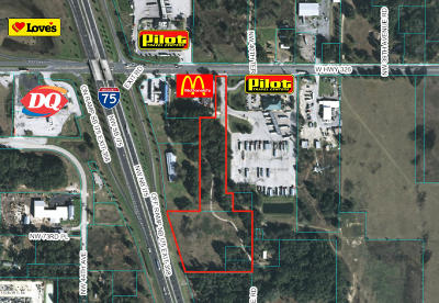 Ocala Residential Lots & Land For Sale: W 326 & I-75