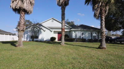 Ocala FL Single Family Home For Sale: $259,900