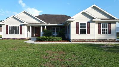 Ocala FL Single Family Home For Sale: $362,500
