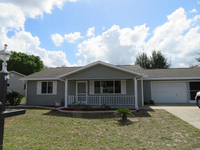 Oak Run Single Family Home For Sale: 8694 SW 116th Place Road