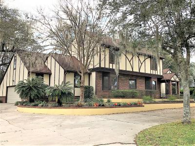 Ocala Single Family Home For Sale: 2284 SE Laurel Run Drive