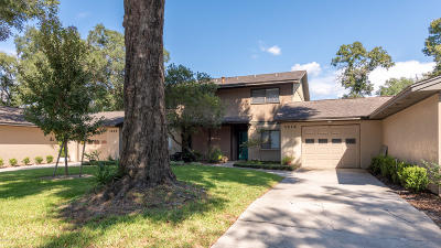 Ocala Condo/Townhouse For Sale: 3870 NE 17th Street Circle