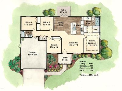 Ocala Single Family Home For Sale: 14 Hemlock Circle Pass