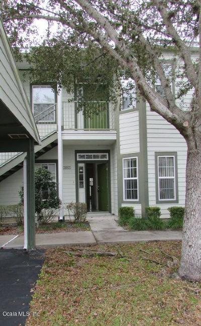 Ocala Condo/Townhouse For Sale: 2935 NE 7th Street #107