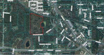 Ocala FL Residential Lots & Land For Sale: $1,750,000