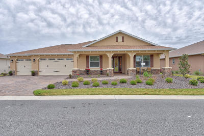 Ocala Single Family Home For Sale: 9078 SW 89th Loop