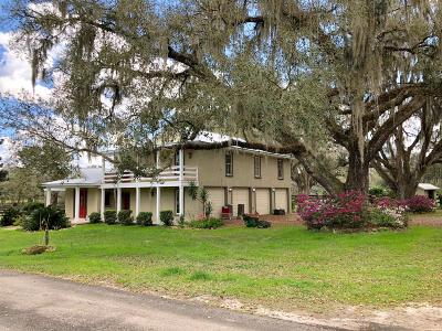 Ocala Farm For Sale: 13885 N Us Hwy 27