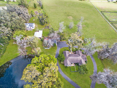 Ocala Farm For Sale: 8085 SW 27th Avenue