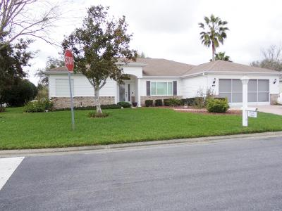 Spruce Creek Pr Single Family Home For Sale: 13907 SW 114 Circle