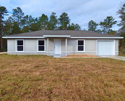 Ocala Single Family Home Pending: 13650 SW 42 Avenue