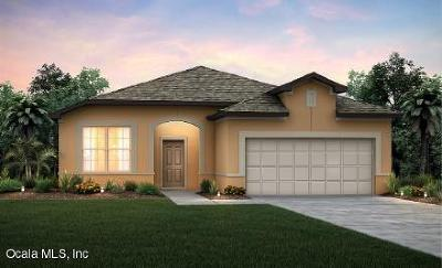 Ocala Single Family Home For Sale: 9604 SW 65th Place