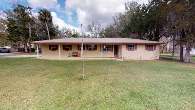 Belleview Single Family Home For Sale: 5537 SE 127th Place