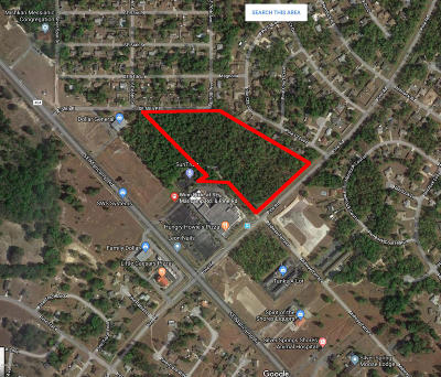 Ocala Residential Lots & Land For Sale: Pine Road