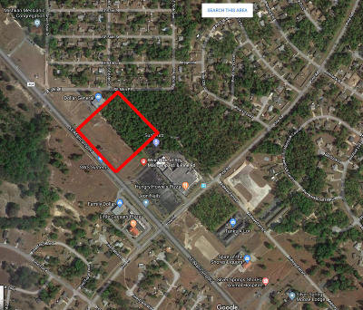 Ocala Residential Lots & Land For Sale: Maricamp Road