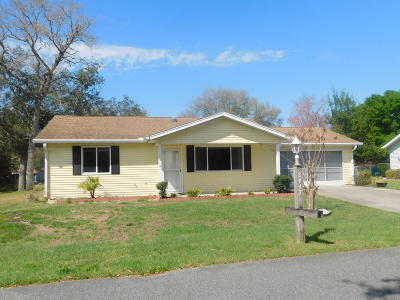 Oak Run Single Family Home For Sale: 8447 SW 109th. Place