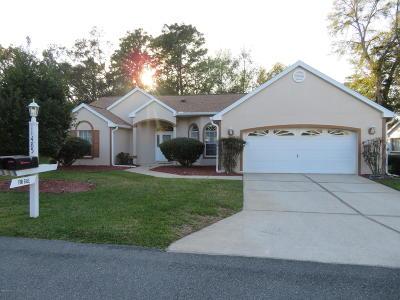 Oak Run Single Family Home For Sale: 11485 SW 76th Cir Circle