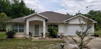 Summerfield Single Family Home For Sale: 15480 SE 105th Terrace Road