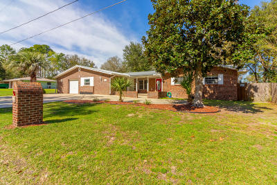 Belleview FL Single Family Home For Sale: $204,000