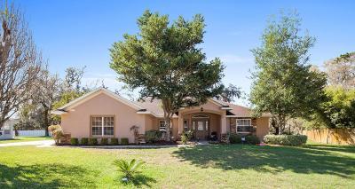 Ocala Single Family Home For Sale: 4403 SE 53rd Street