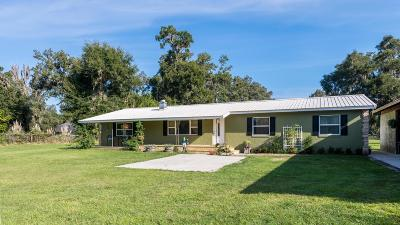 Ocala Single Family Home For Sale: 1245 SE 95th Street