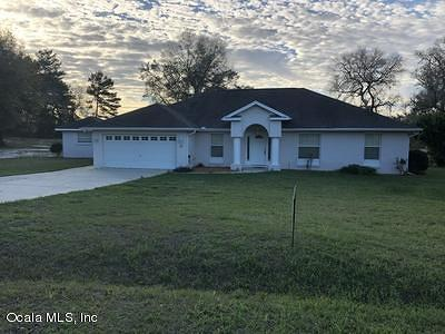 Ocala Single Family Home For Sale: 32 Elm Loop
