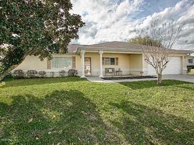 Spruce Creek Gc Single Family Home For Sale: 8969 SE 140th Place Road
